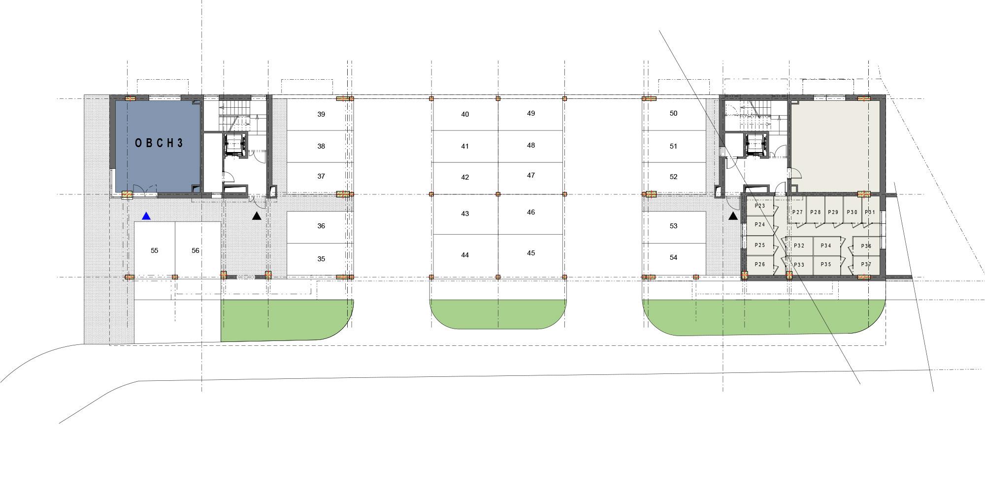 Panorama residence parkovanie